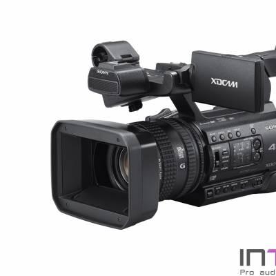 SONY PXW-Z150 专业高清摄像机 手持式4K 广播摄录一体机