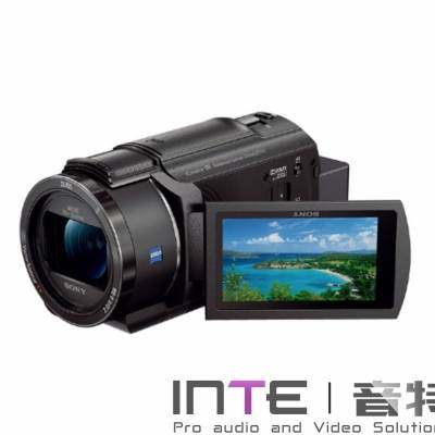 SONY FDR-AX45 直播4K高清数码摄像机