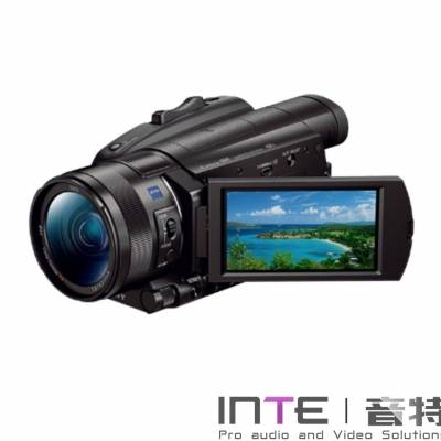 SONY FDR-AX700 直播4K高清数码摄像机