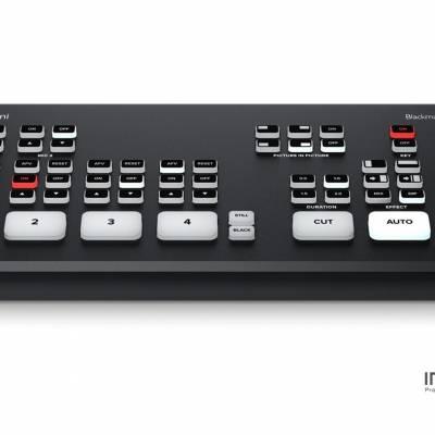 Blackmagic ATEM Mini广播级现场制作多机位导播台