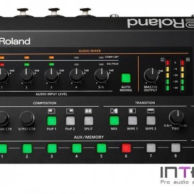 ROLANDV-60HD HD 视频切换台