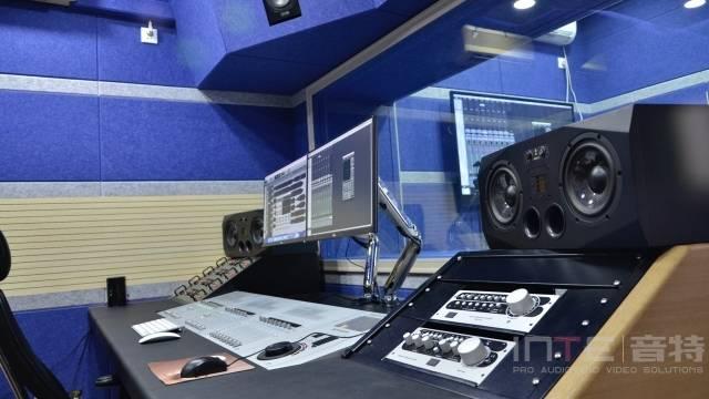 录音棚、视频非线编制作室 -北京交通大学