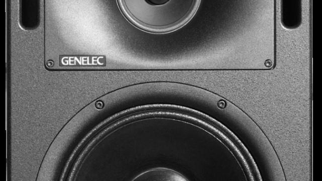 Genelec 1237A三分频三功放智能监听音箱