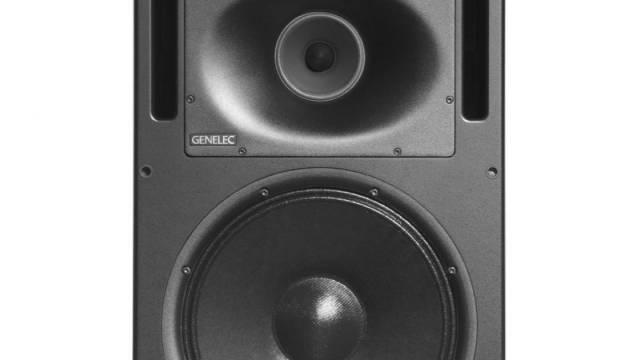 Genelec 1238A三分频三功放智能监听音箱