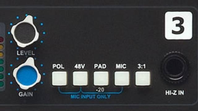 API 3124V  4通道前置放大器