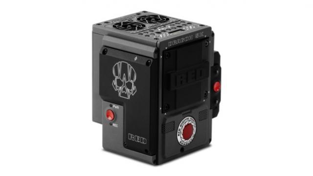 SCARLET-W RED DRAGON 5K BRAIN 摄像机