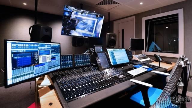 录音棚系统 广播电视台