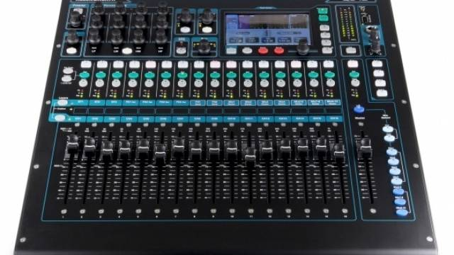 调音台 Qu-16 ALLEN & HEATH