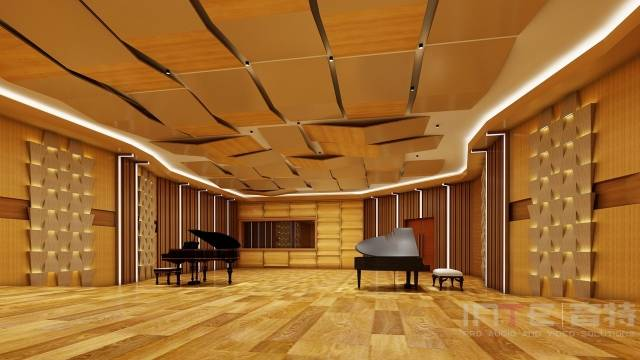 音乐录音棚声学设计