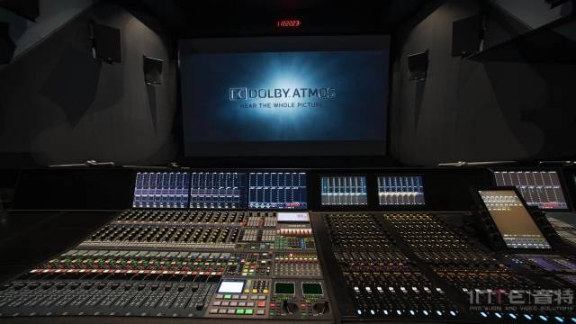 杜比全景声Dolby Atmos 电影混录音-设计方案