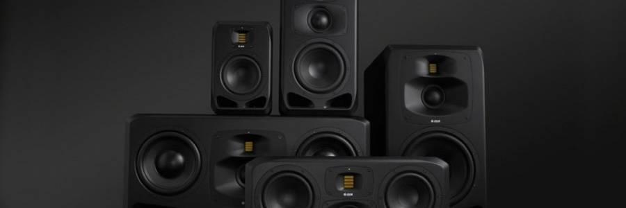 ADAM 发布最新S系列监听音箱